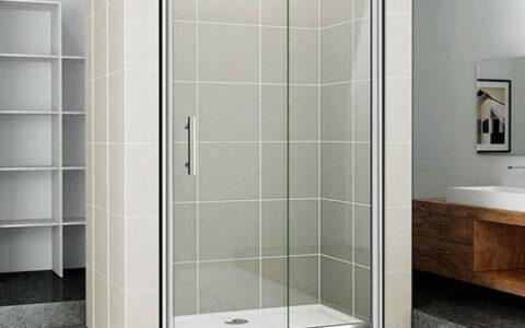 Cabin phòng tắm kính lùa 02 tại hải phòng