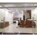 Cửa kính tự động TD03 Hải Phòng