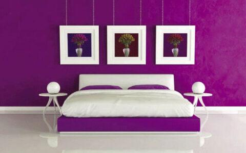 Kính màu phòng ngủ KPN06 tại hải phòng