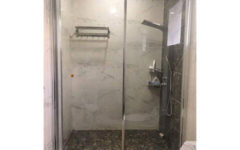 Phòng tắm kính lùa Fendi 06 tại hải phòng
