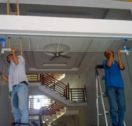 sửa cửa kính tại Hải Phòng
