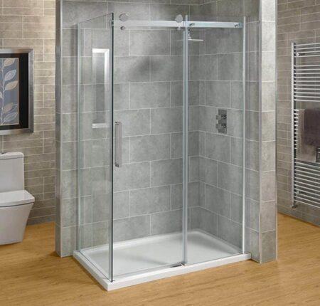 lắp đặt phòng tắm kính chất lượng tại Hải Phòng