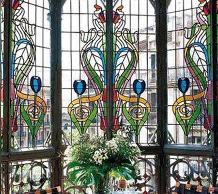 kính hoa đồng nghệ thuật hải phòng
